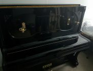 LAUBERGER&KLOSS – KONZERTPIANO 145cm NEU RESTAURIERT € 13.900.-